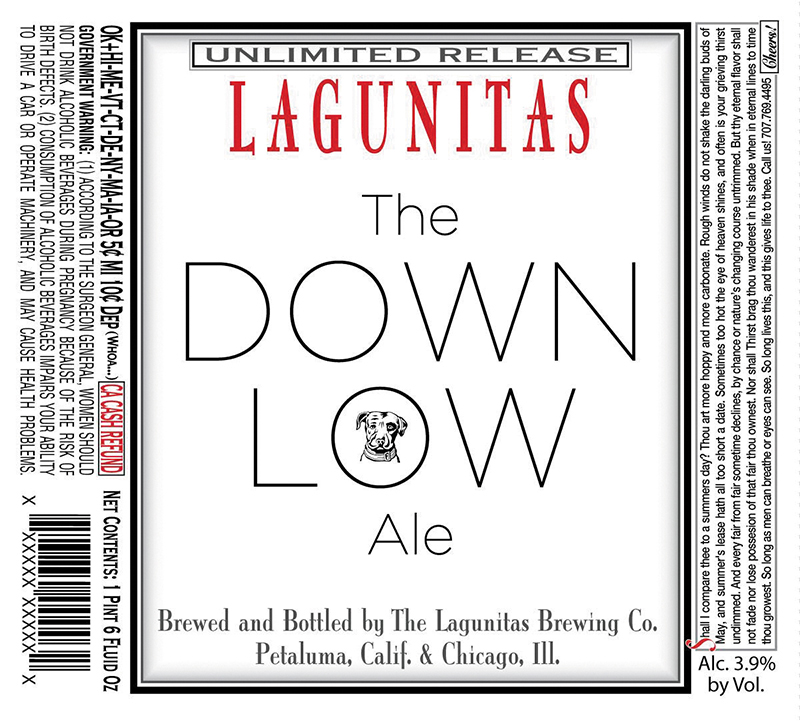 Beer of the Month: The Down Low