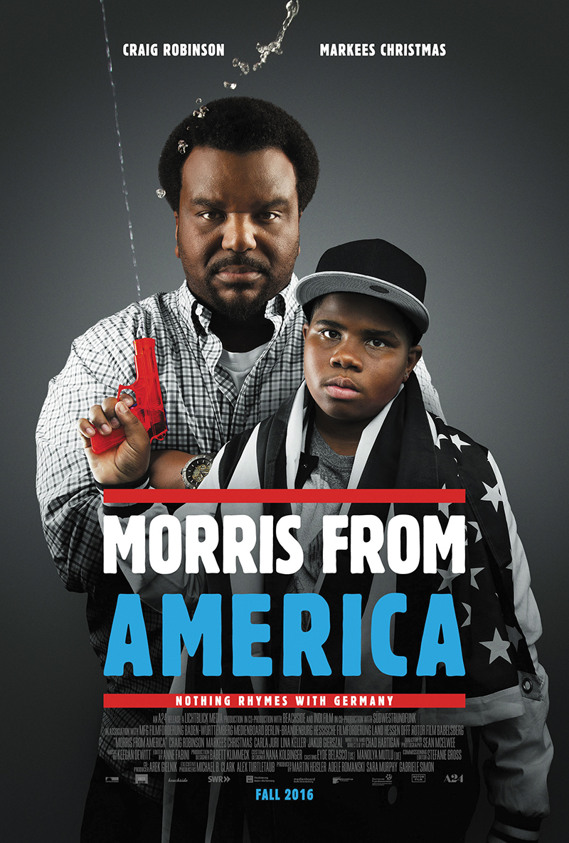 Morris from America – A24
