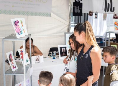 Kids and adults alike love adoring the cutesy and delicate items for sale. Photo: @LMSorenson