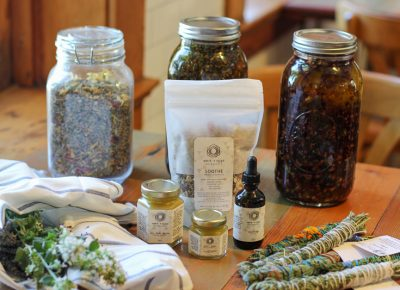 Root + Rise Botanicals: Amy Menzel