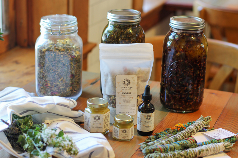 Root + Rise Botanicals: Craft Lake City Artisan