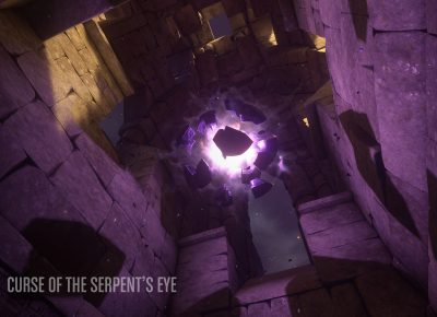Curse of the Serpent's Eye. Image Courtesy of THE VOID.