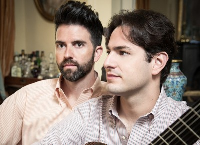 Dustin Gledhill and Lucas Pullin perform at Taste of Brazil at The Forge Collective on Aug. 6 at 7:30 p.m.