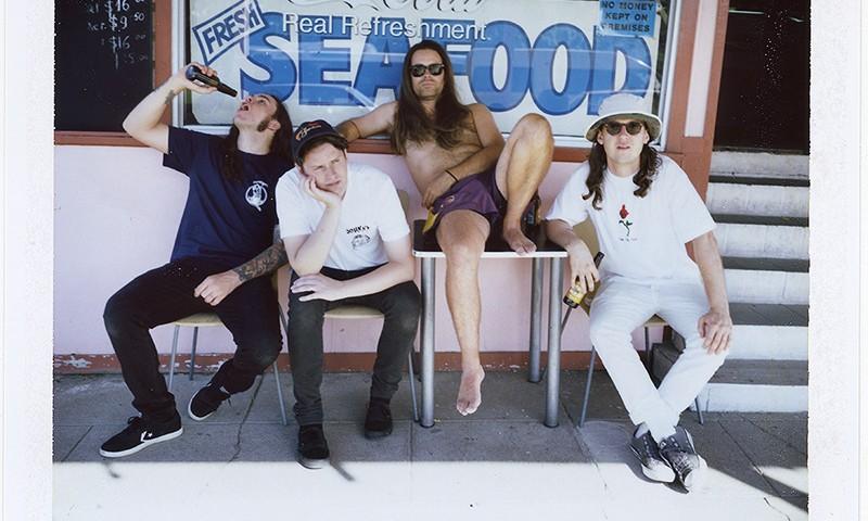 Violent Soho hit Kilby Court on Sept. 2, touring on their latest album, Waco.