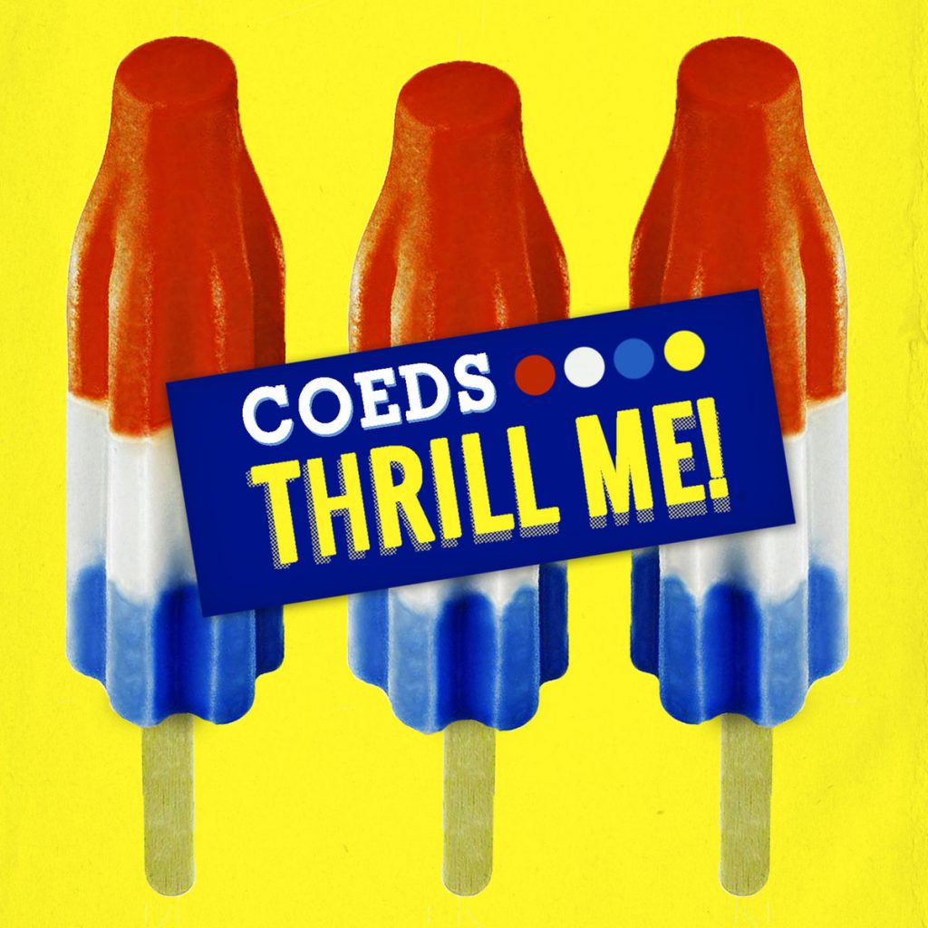Review: Coeds – Thrill Me!