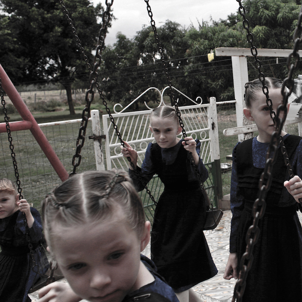 Review: Crystal Castles – Amnesty (I)