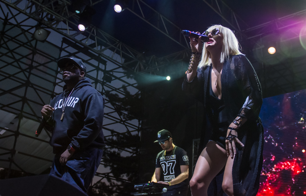 Twilight Concert Series 2016: Big Grams, Anderson .Paak, Burnell Washburn