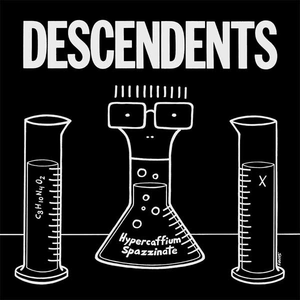 Review: Descendents – Hypercaffium Spazzinate