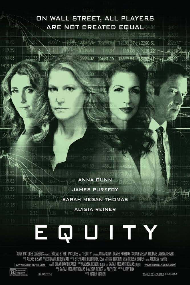 Movie Review: Equity