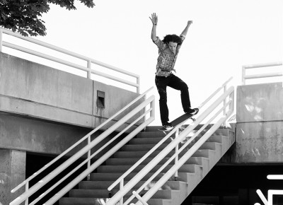 Mikey Martinez – Frontside Smith – Cottonwood Heights, Utah