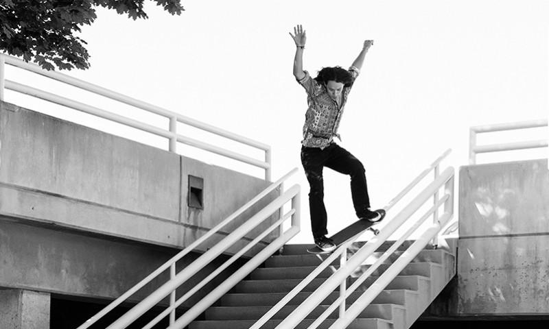 Mikey Martinez – Frontside Smith – Cottonwood Heights, Utah