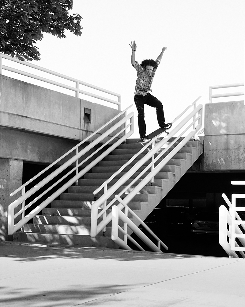 SLUG Skate Photo Feature: Mikey Martinez