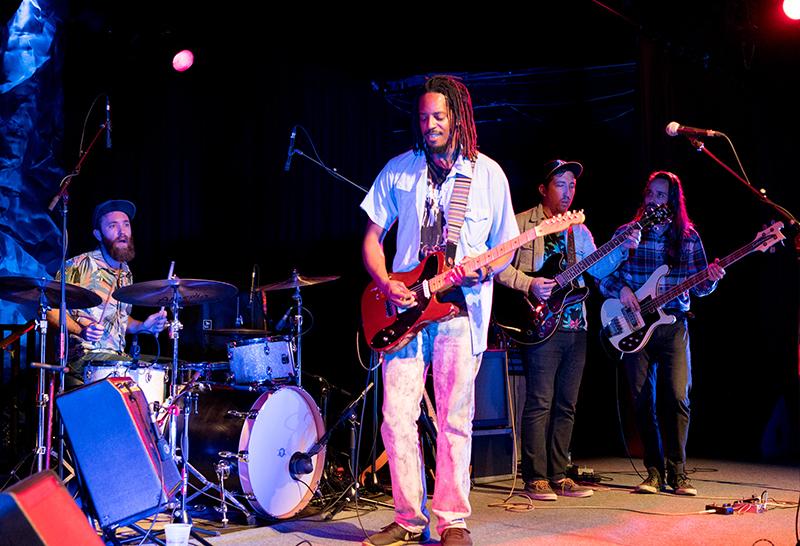 Black Joe Lewis & the Honeybears, Blank Range @ The State Room 09.06