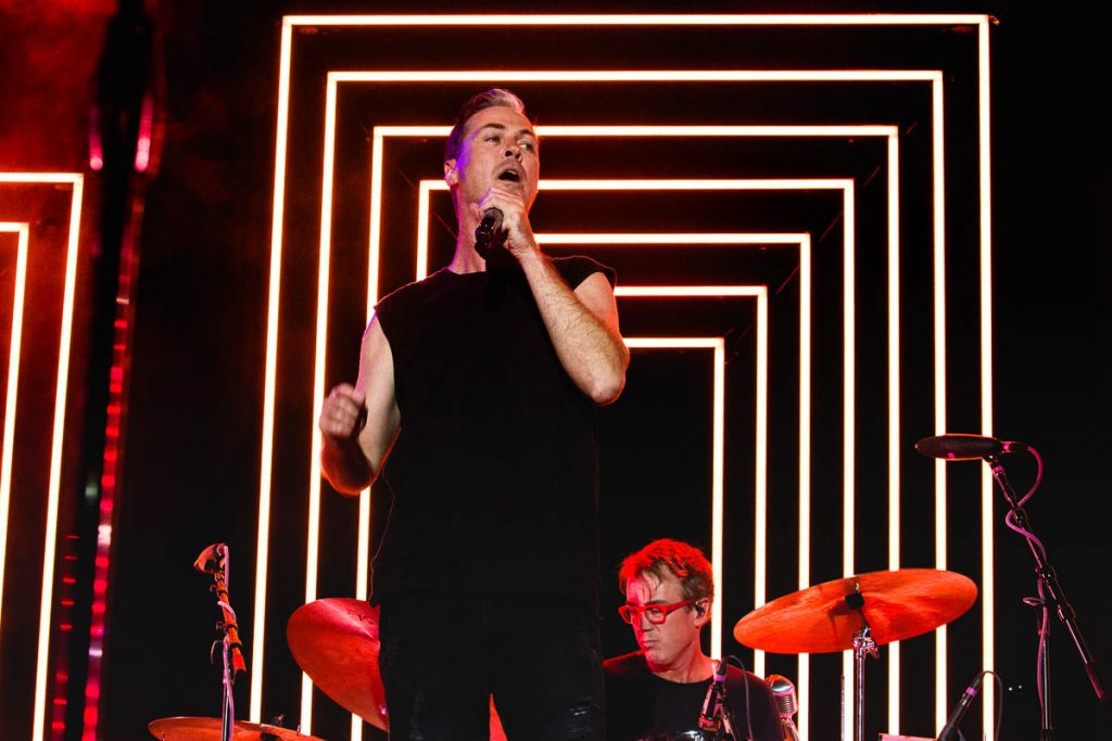 Fitz and The Tantrums, Trombone Shorty, The National Parks @ Pioneer Park 09.01