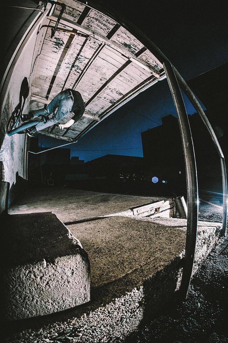 Rex Carroll – Gap to Wallride –SLC, Utah