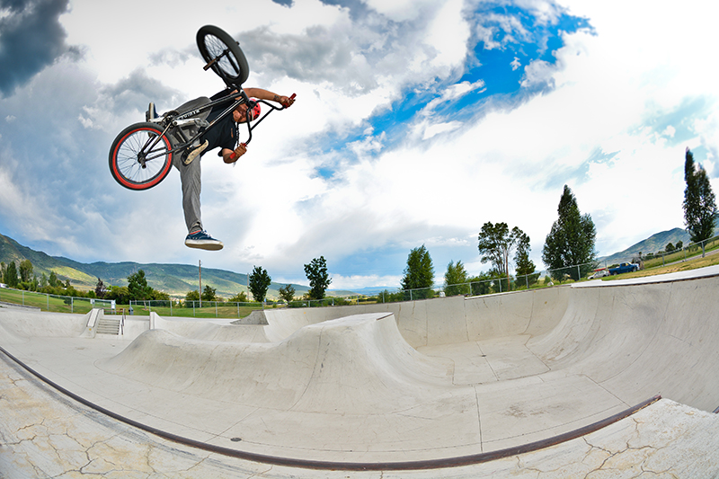 SLUG BMX Photo Feature: Greg Anderson