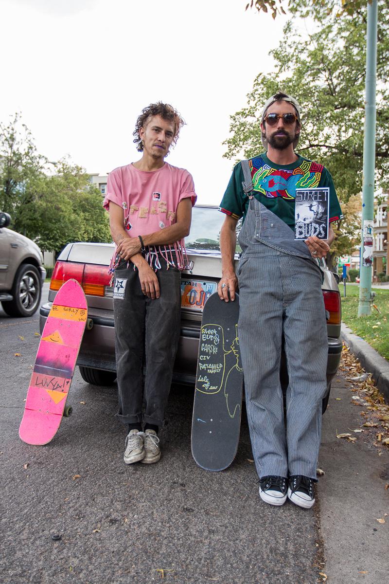 Skater buds