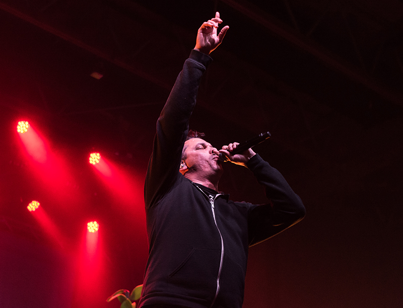 Atmosphere frontman Slug knows better than to leave Salt Lake fans out of their North American tour. Photo: ColtonMarsalaPhotography.com