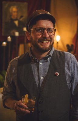 Jake Buntjer aka Mister Pauper has played a huge role in the overall design of The Rest, and he is one snazzy dresser to boot. Photo: Talyn Sherer