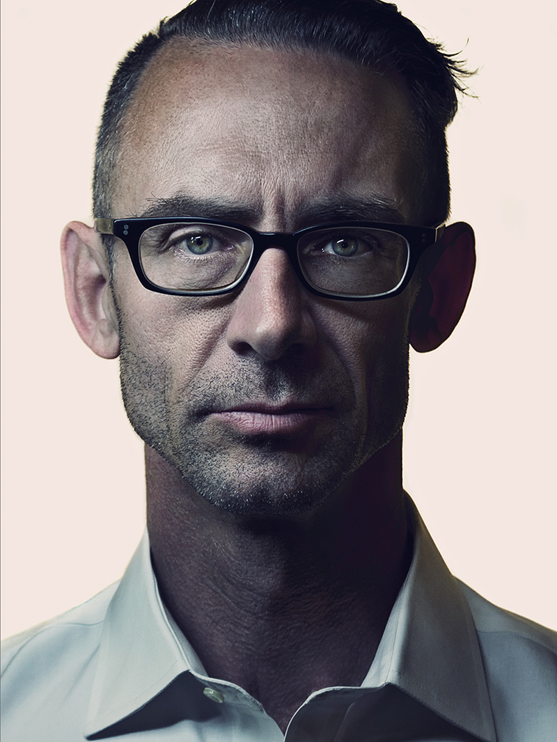 Chuck Palahniuk has created 15 novels, two short-story collections, two non-fiction collections and a graphic novel—and now, a coloring book.