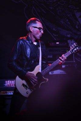 Mike Dimkich of Bad Religion. Photo: Andy Fitzgerrell