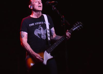 Brian Baker of Bad Religion. Photo: Andy Fitzgerrell