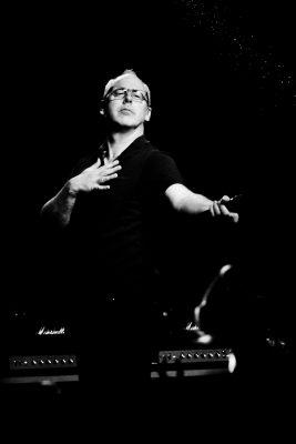 Greg Graffin of Bad Religion. Photo: Andy Fitzgerrell