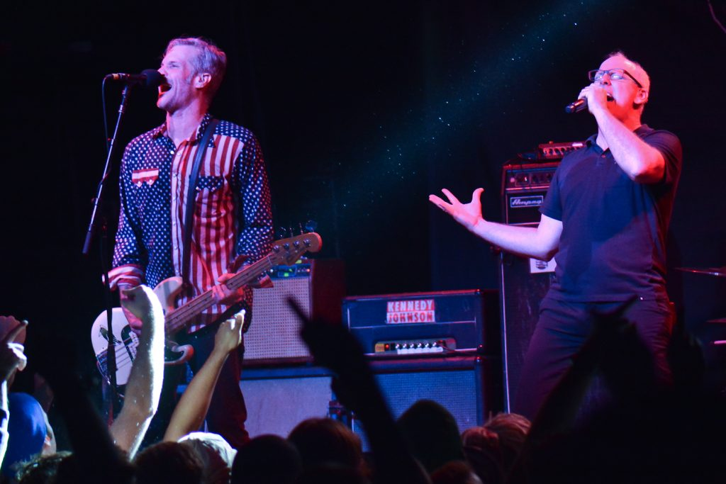 Bad Religion, Against Me!, Dave Hause @ In the Venue 10.20
