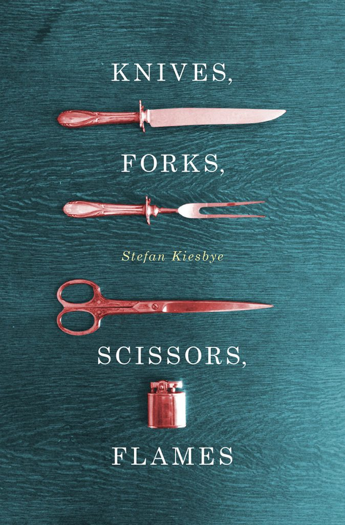 Germany, Superstition, and Knives, Forks, Scissors, Flames with Author Stefan Kiesbye
