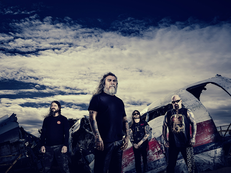 Slayer, Anthrax, Death Angel @ The Complex 10.11