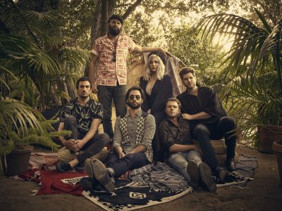 The Head and the Heart perform at the Eccles Theater Wednesday, Nov. 2.