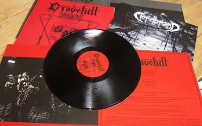 Gravehill / Mordbrand – In Nighted Waters