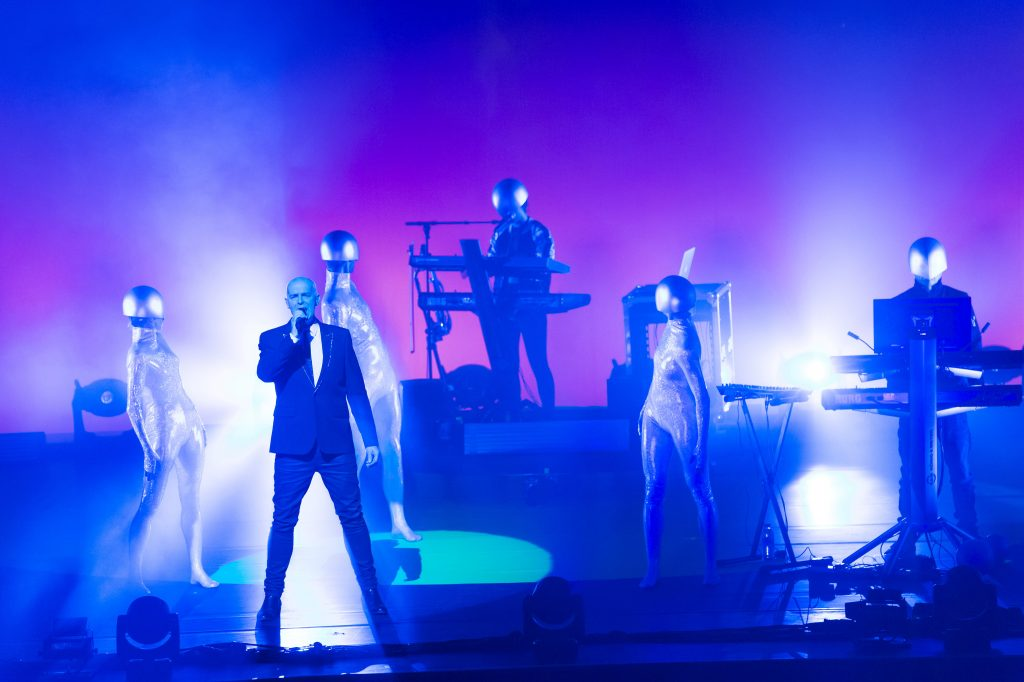 Quoting The Best Bits: Pet Shop Boys @ The Complex 10.22
