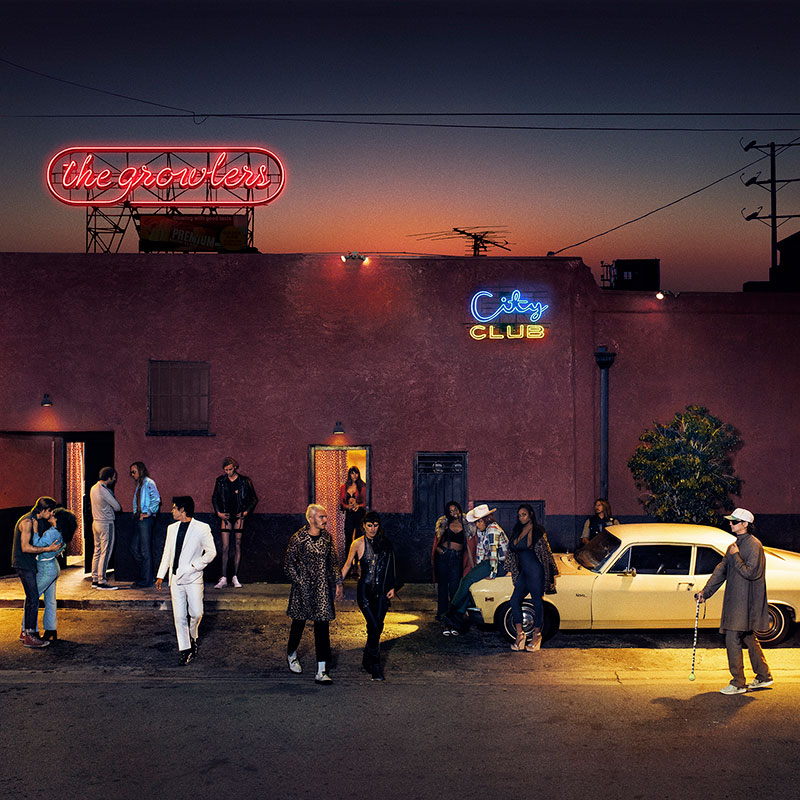 Review: The Growlers – City Club