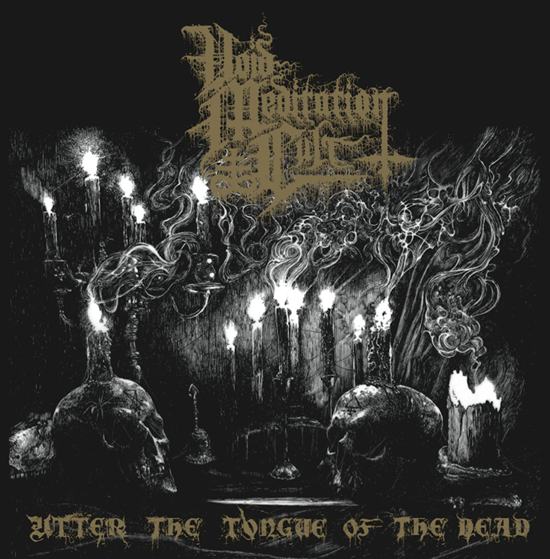 Review: Void Meditation Cult – Utter the Tongue of the Dead