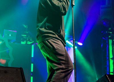 Mac Miller's vibrant lightshow enthralls SLC fans. Photo: ColtonMarsalaPhotography.com