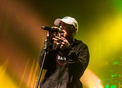 Mac graces SLC with his masterful lyrics. Photo: ColtonMarsalaPhotography.com