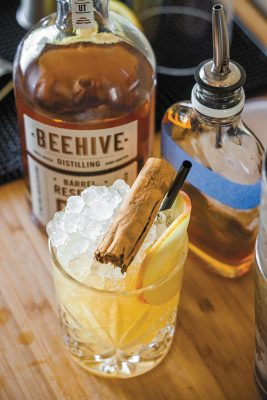 Beehive Distilling Barrel Reserve