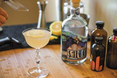 Elevation Distilling Salt City Vodka