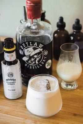 Outlaw Distillery Coffee Rum