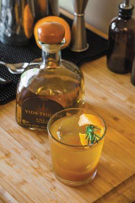 Vida Tequila Añejo