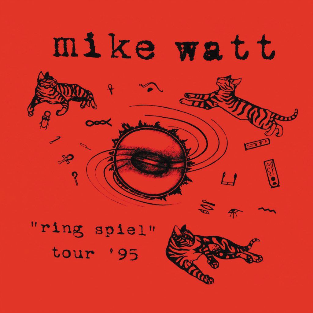 "Review: Mike Watt – ""Ring Spiel"" Tour '95"