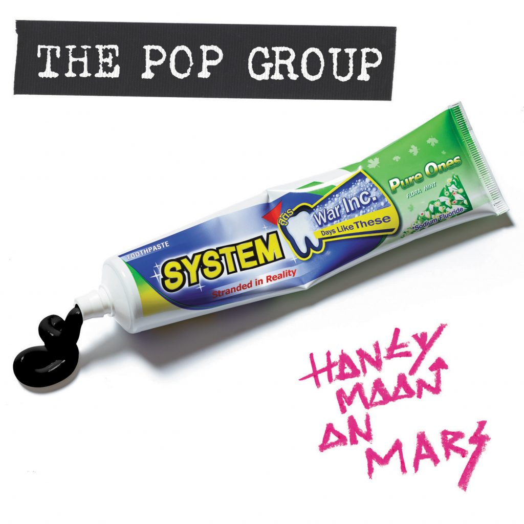 Review: The Pop Group – Honeymoon on Mars