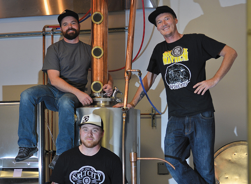 Distillery 36: Top-Shelf Talent & the Rum Revival on Redwood