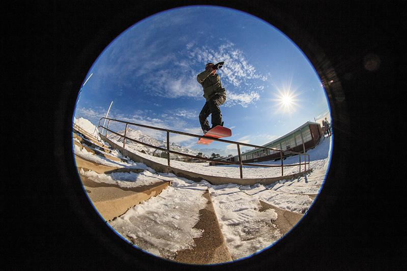 Snow Photo Feature: Danimals