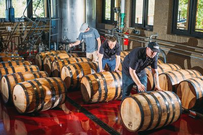 High West Distillery is producing their fourth release of Valley Tan, a 100-percent Utah-made whiskey using Utah-grown wheat.
