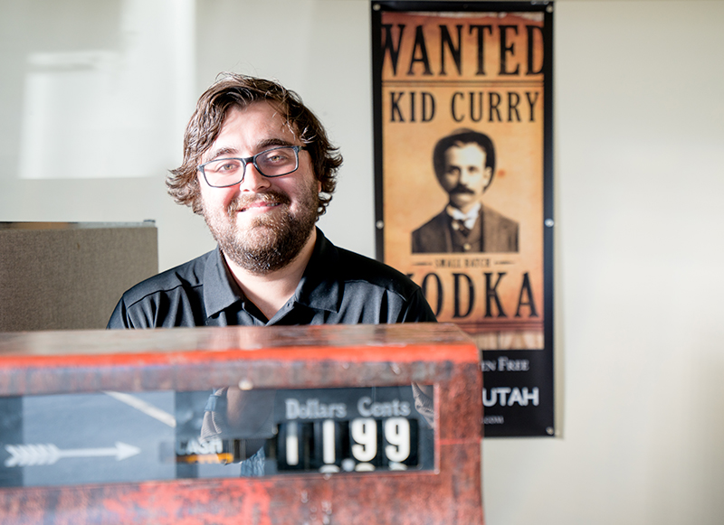 Kid Curry Spirits and the Wild West