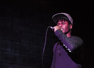 Shanghaii gives Salt Lake City all of his Hip Hop passion. Photo: ColtonMarsalaPhotography.com