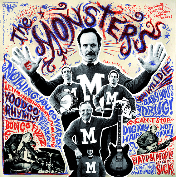 The Monsters: M