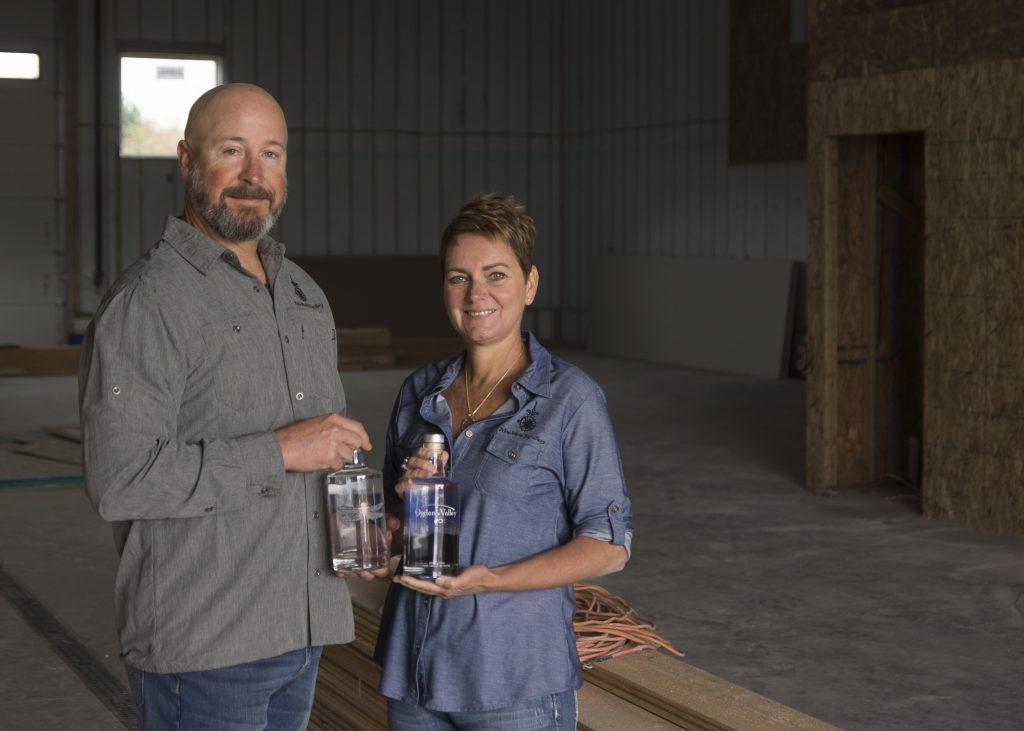 Distillery Dreams Do Come True: New World Distillery